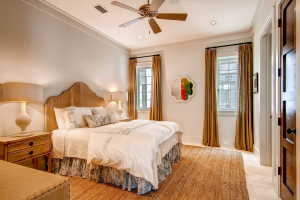 Rosemary Beach house guest bedroom