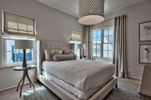 Alys Beach house girls bedroom