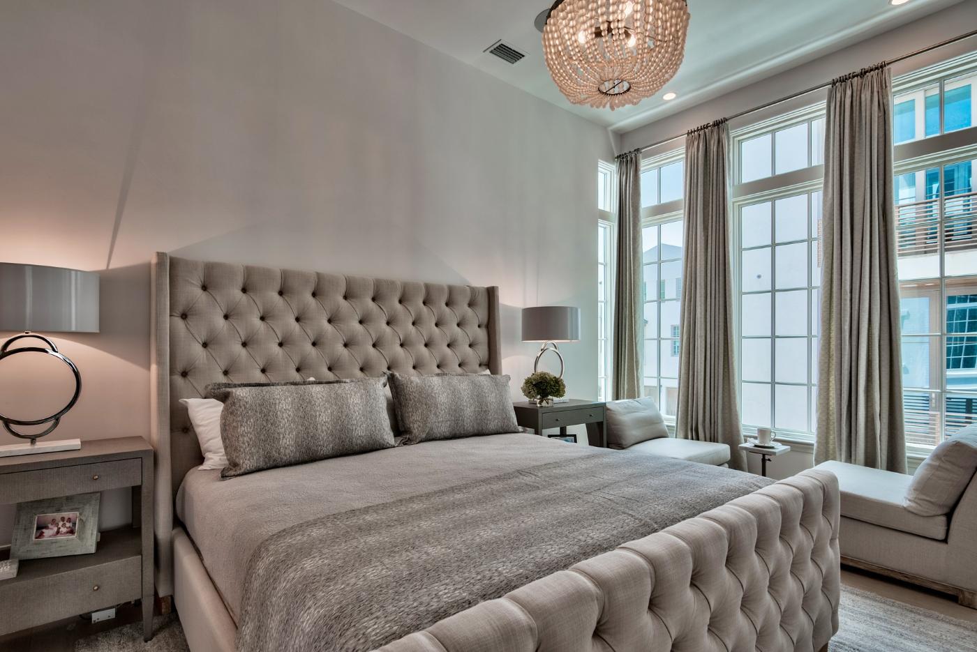 Alys Beach House Master Bedroom