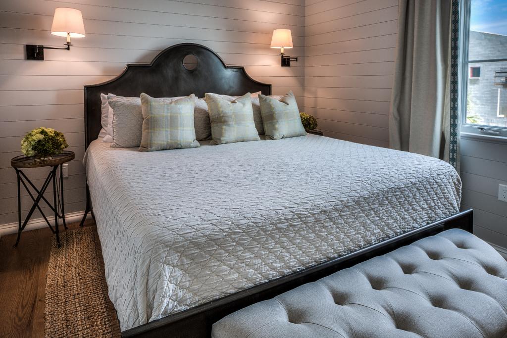 30A beach house guest house bedroom