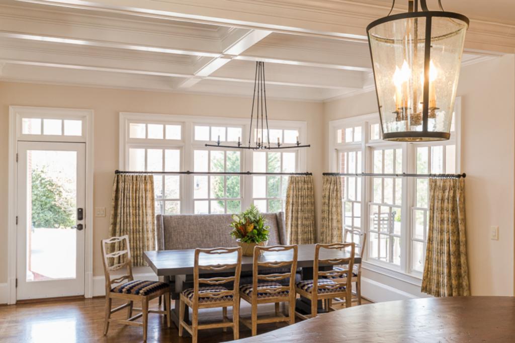 Roswell Georgia Kitchen Dining Interior Design
